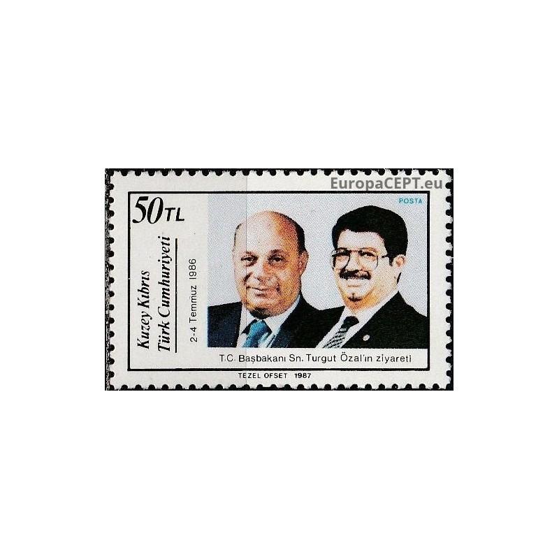 Šv. Elenos sala 1980, Pašto istorija