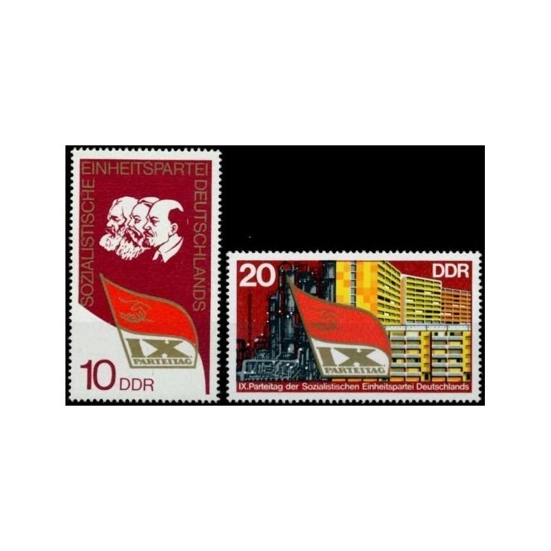 Rytų Vokietija (VDR) 1961, Irklavimas
