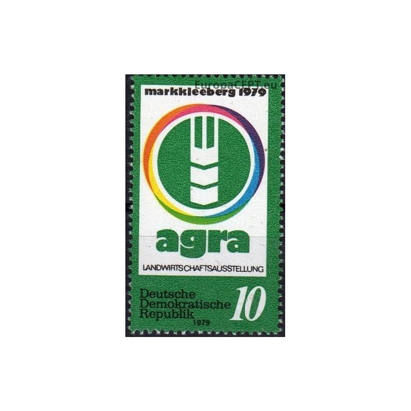 Rytų Vokietija (VDR) 1965, Politikas