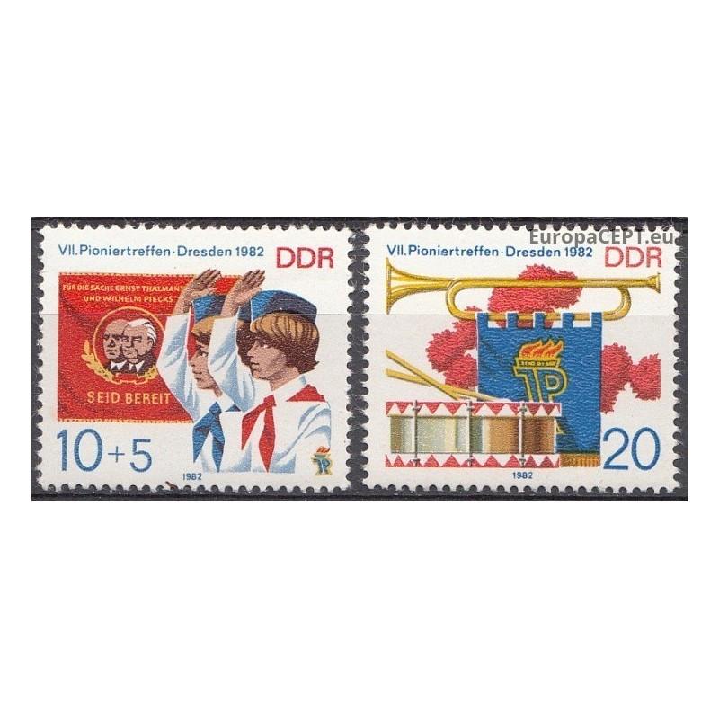 Rytų Vokietija (VDR) 1969, Raudonasis Kryžius