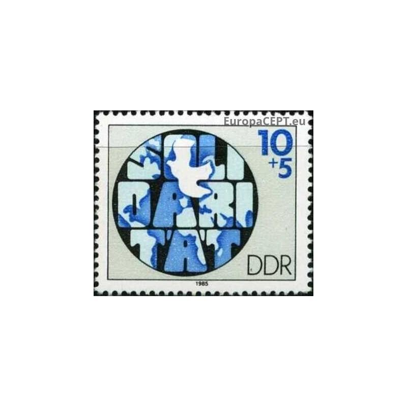 Rytų Vokietija (VDR) 1971, Muzikos instrumentai