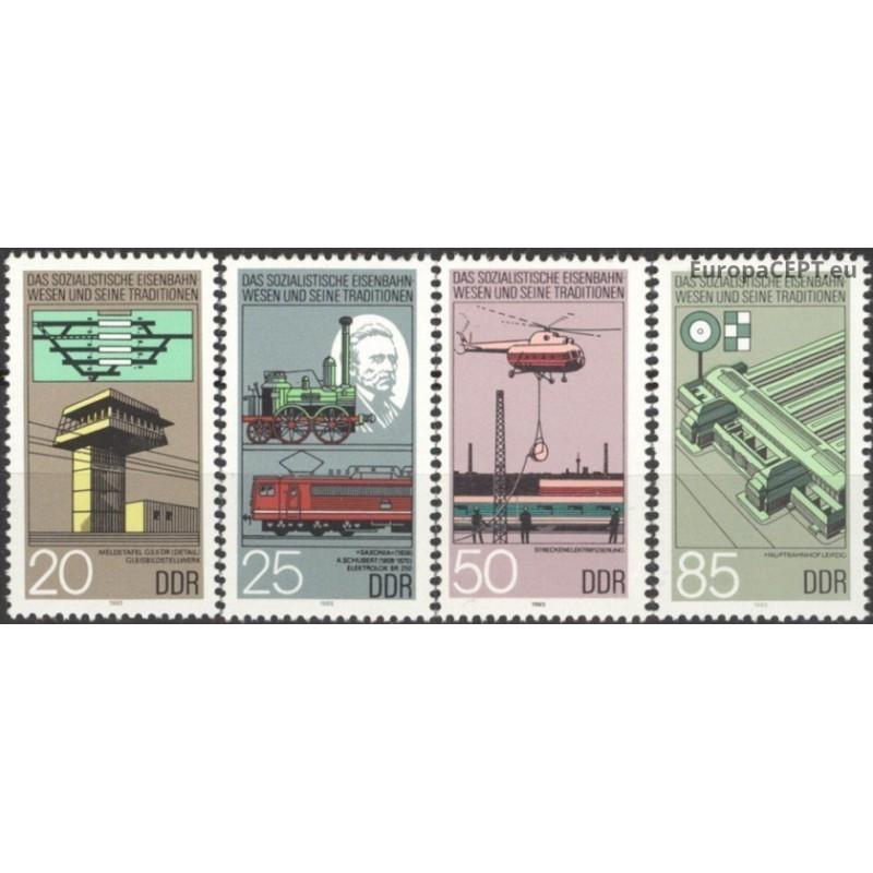Rytų Vokietija (VDR) 1972, Meteorologija