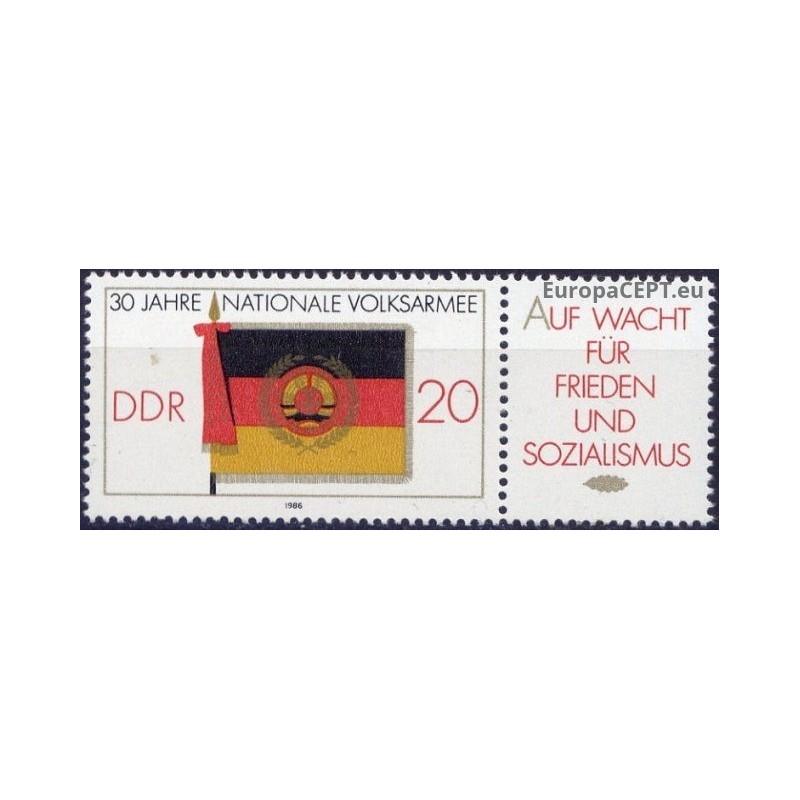 Rytų Vokietija (VDR) 1972, Raudonasis Kryžius