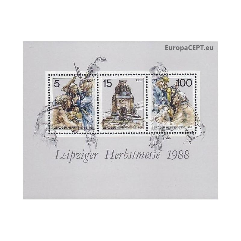 Rytų Vokietija (VDR) 1975, Antrasis pasaulinis karas