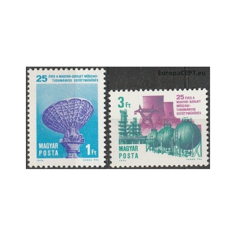 Vengrija 1983, Miestų istorija