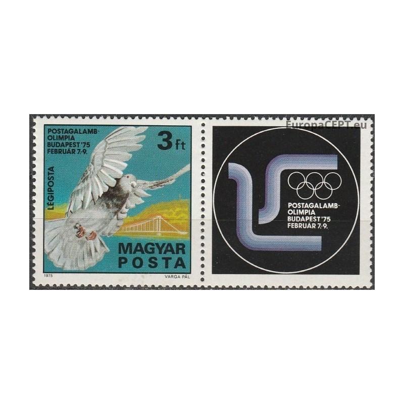 Vengrija 1983, Astronautika