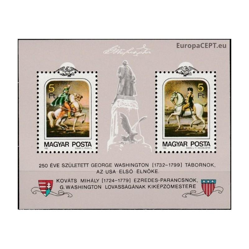 Vengrija 1985, Filatelijos paroda ITALIA