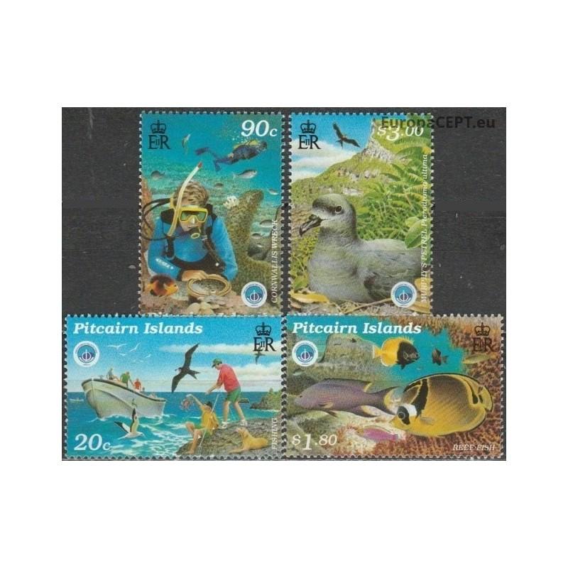 Prancūzijos Polinezija 2005, Žuvys