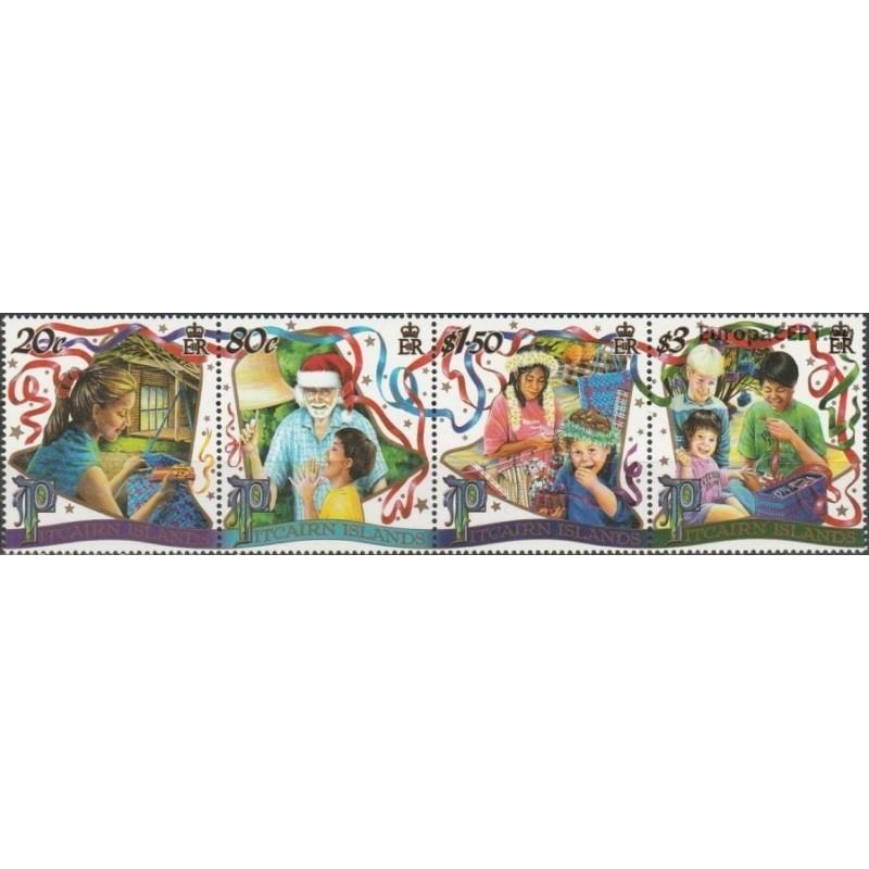 Prancūzijos Polinezija 1990, Legendos