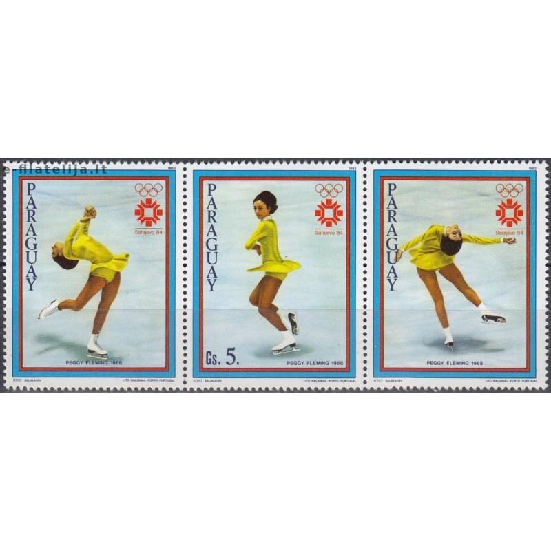 Bisau Gvinėja 1989, Albervilio žiemos olimpinės žaidynės