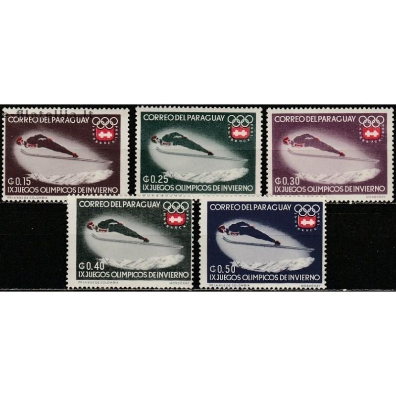 Meksika 1984, Vandens paukščiai