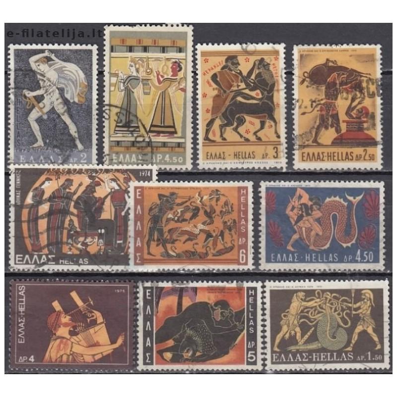 Dramblio Kaulo Krantas 1983, Rubenso paveikslai