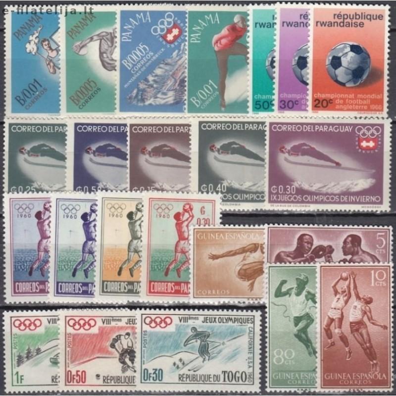 Surinamas 1961, Kosmoso tyrinėjimai