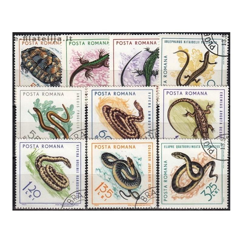 Pietų Afrikos Respublika 1976, Gyvūnai nacionaliniuose parkuose