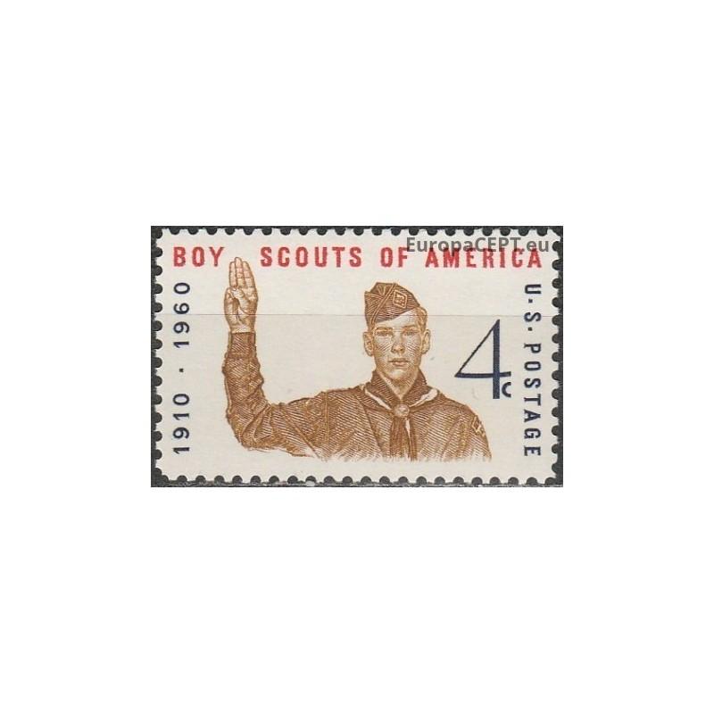 Brazilija 1984, Skautai