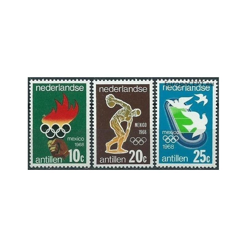 Dominika 1982, Skautai