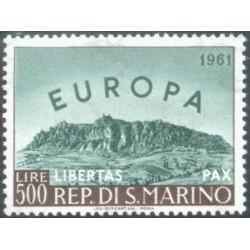 San Marinas 1961. EUROPA:...