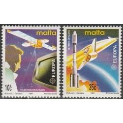Malta 1991. Europos kosmoso...