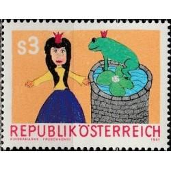 Austria 1981. Fairy tale