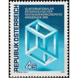 Austria 1981. Mathematics