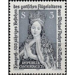 Austrija 1981. Religiniai...