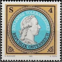 Austrija 1981. Imperatorius...