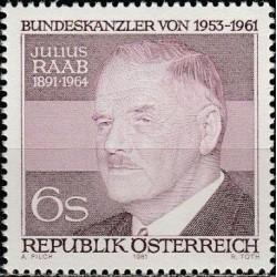 Austria 1981. German chancelor