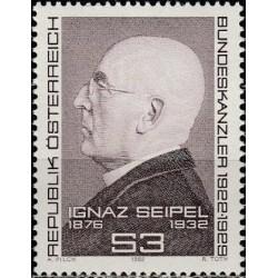 Austria 1982. Ignaz Seipel...
