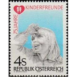 Austria 1983. Children...