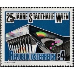 Austrija 1983. Vienos...