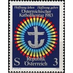 Austria 1983. Catholic Day