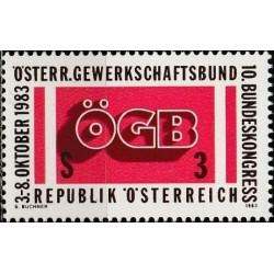 Austrija 1983. Profsąjungos