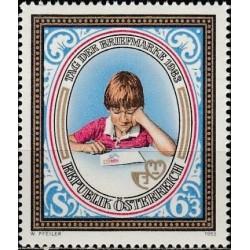 Austrija 1983. Filatelija