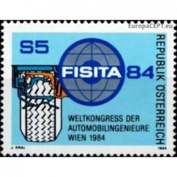 Austrija 1984. Automobilių...