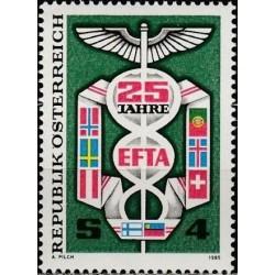 Austria 1985. European Free...