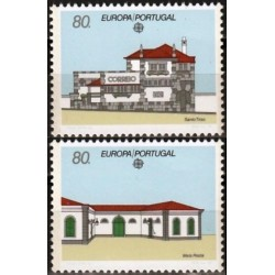Portugal 1990. Post Offices