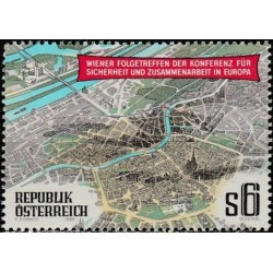 Austria 1986. Vienna from...