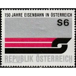 Austrija 1987. Geležinkelių...
