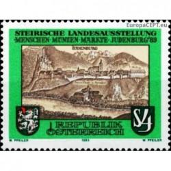 Austrija 1989. Kraštovaizdis