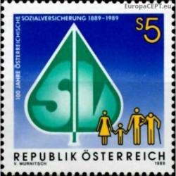 Austria 1989. Social insurance