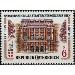 Austria 1989. Congress of...