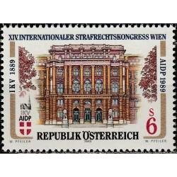 Austrija 1989. Kriminalistų...