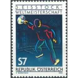 Austria 1990. Winter sports