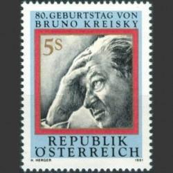 Austria 1991. Famous...