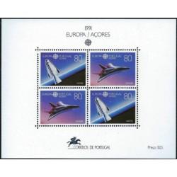 Azorai 1991. Europos...