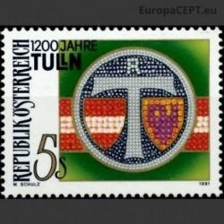 Austrija 1991. Miestų istorija
