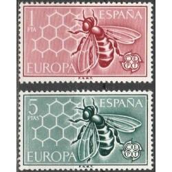 Ispanija 1962. CEPT:...