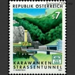 Austria 1991. Road transport
