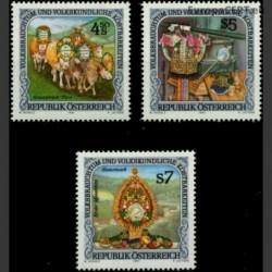 Austrija 1991. Tradiciniai...