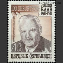 Austrija 1991. Politikas